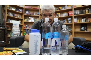 Jon talks about how much water to take on hikes