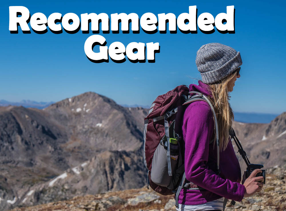 Class Recommended Gear