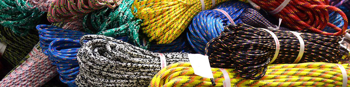 Webbing, Cords and Slings