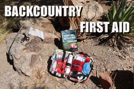 Jan 28th | Backcountry First Aid