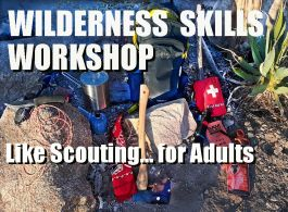 May 29th | Workshop - All about Fire - Camp & Emergency