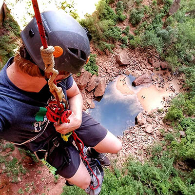 Basic Canyoneering Course - December 2020