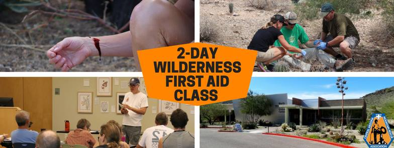 2-Day Wilderness First Aid Class