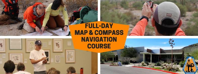 Map & Compass Navigation Course -  CAMRA