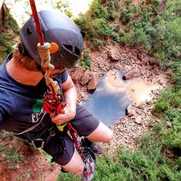 Basic Canyoneering Course - August 2019