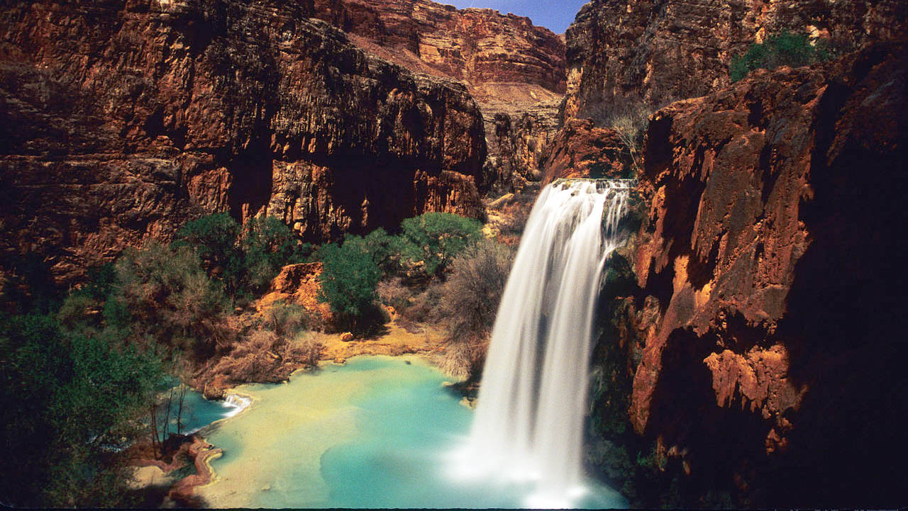 2019 Changes for Havasupai Reservations